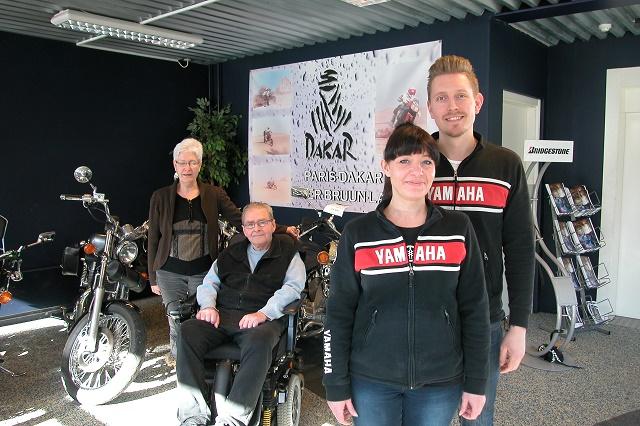 Historen om virksomheden - Bruun-Larsen Motorcykler